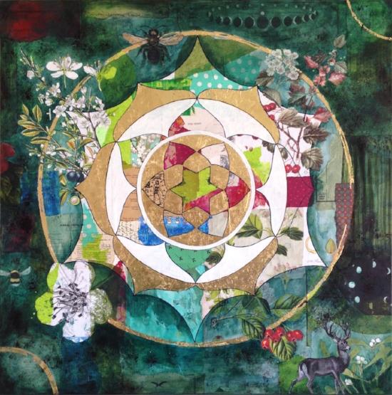 Hawthorn Mandala