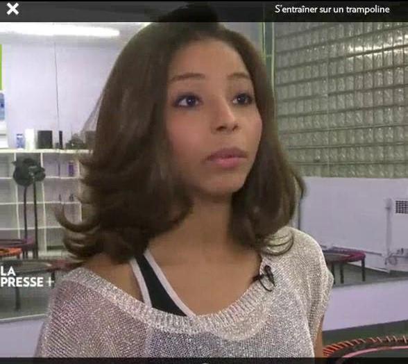 VIDEO: La Presse + with Evelyne Audet