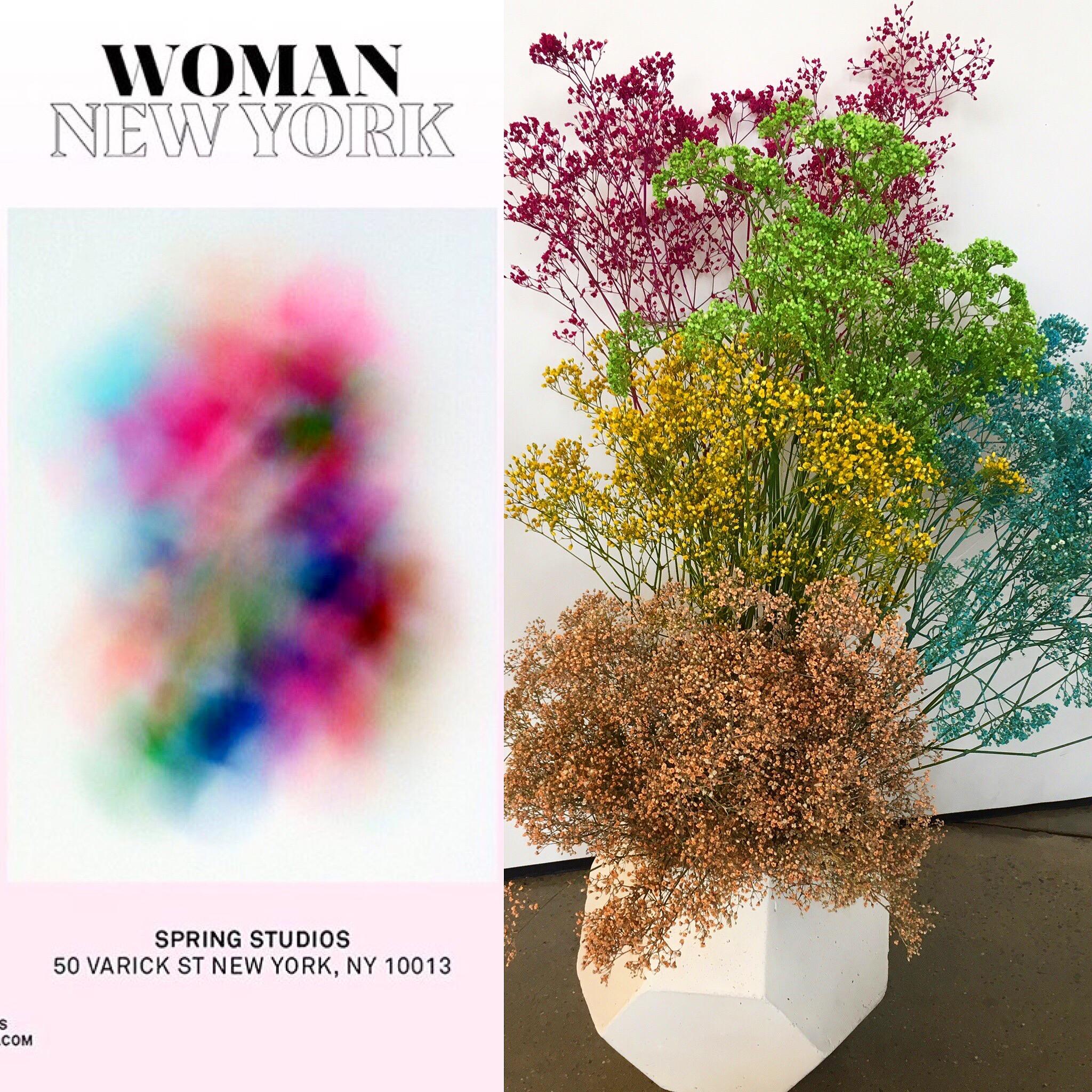 Woman NY Trade Show AW18