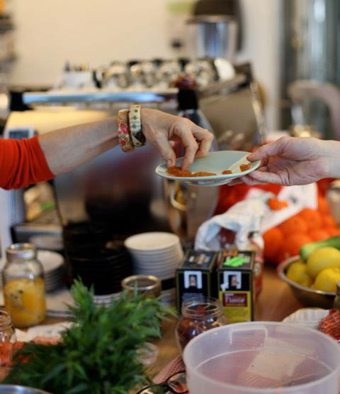 PICKLING WORKSHOP WITH MASTER FOOD PRESERVERS LAURIE DILL & KAREN HOBERT