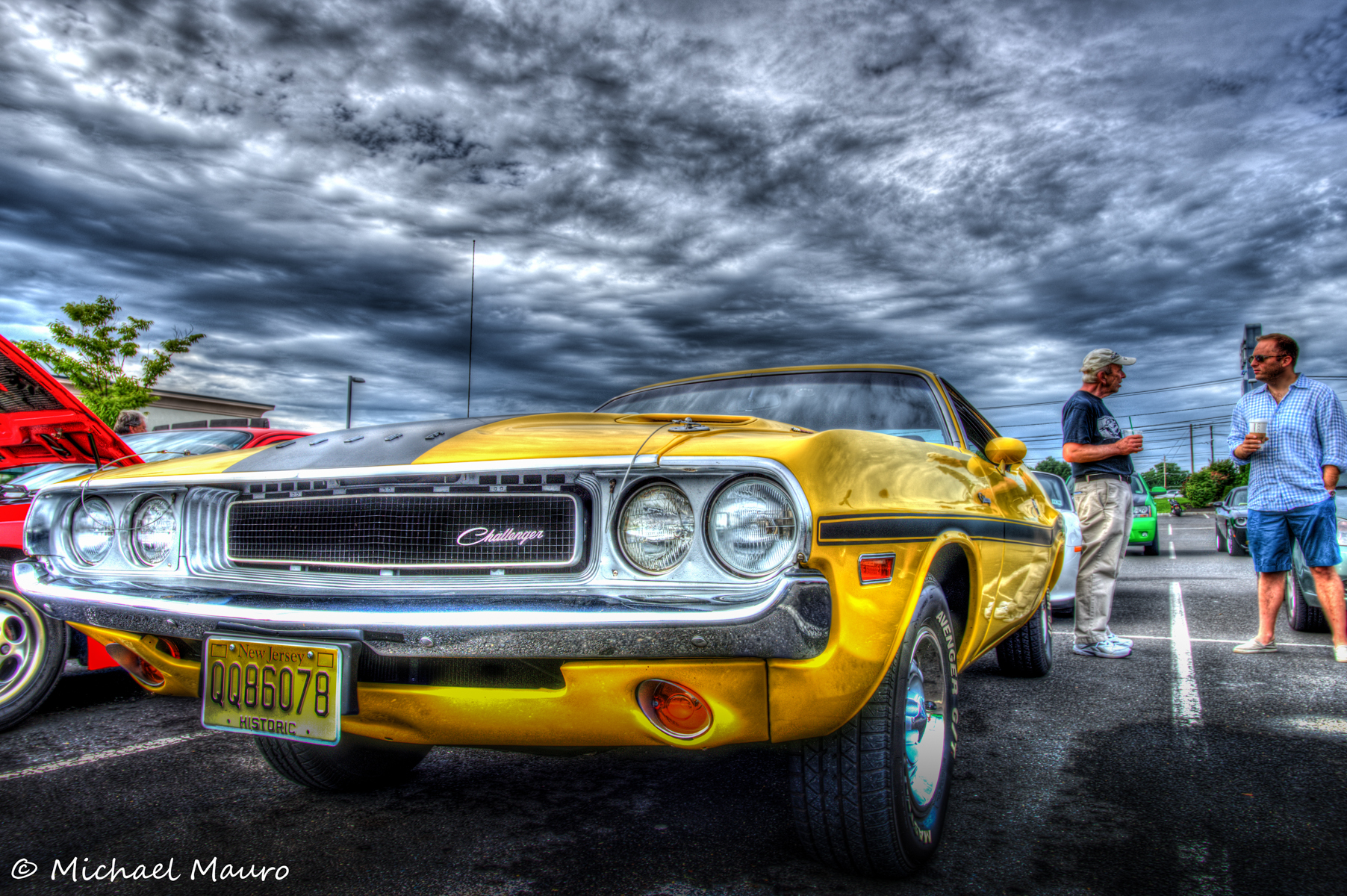 Challenger- Cars and Coffee Philadelphia  Hig Octane Saturday Morning Cars.jpg