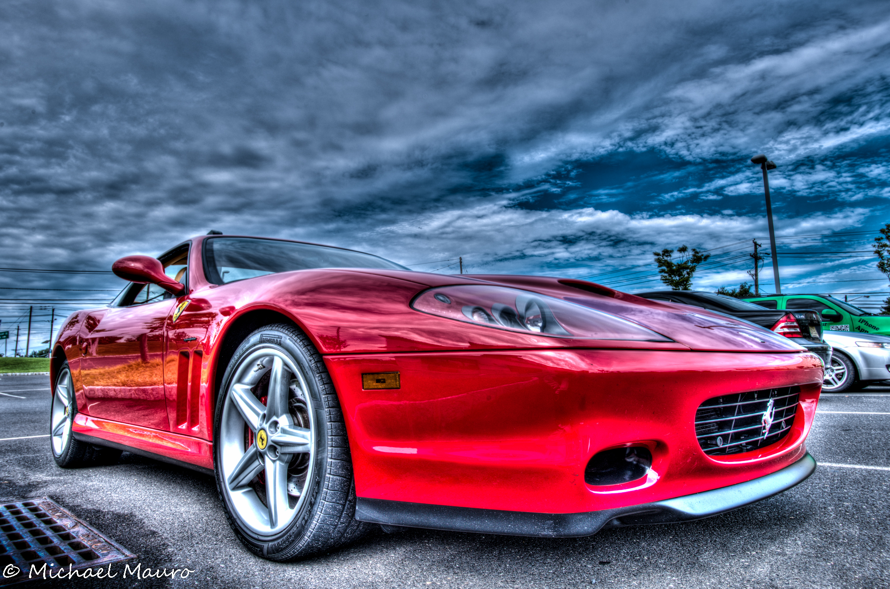 Ferrari 575 Cars and Coffee Mt Laurel NJ.jpg
