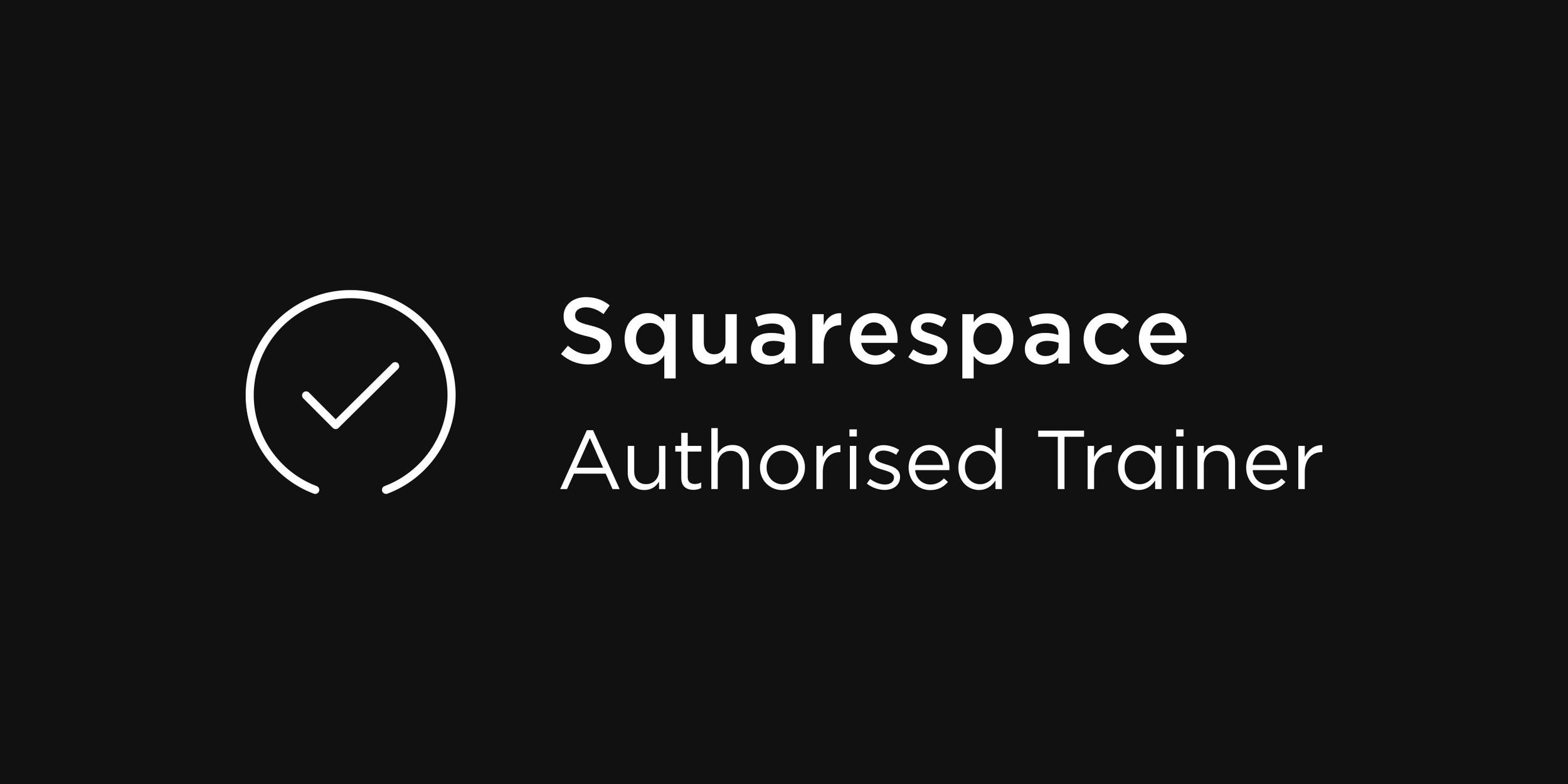 Squarespace Nottingham, Jack Neville Squarespace Trainer