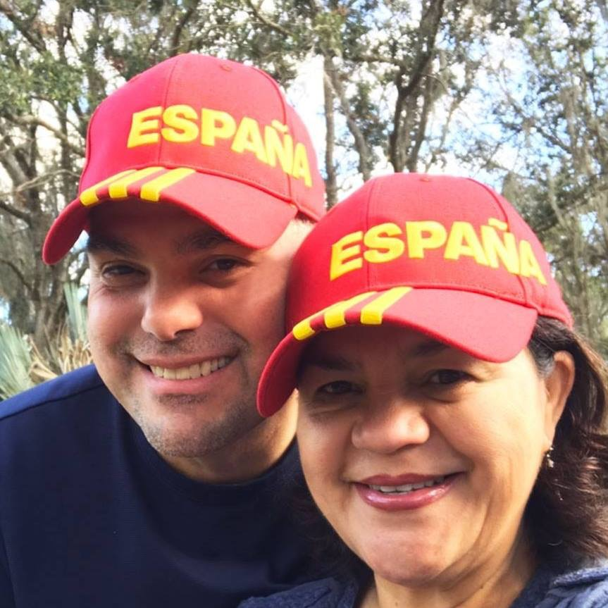 Alejandro & Carmen DeFrancisco  ACDeFrancisco@chog.org Church Planters, Spain