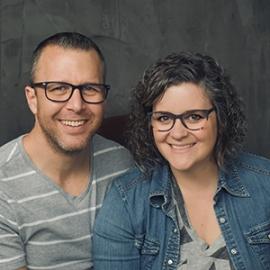 42.10007    Nate & Stacy Tatman  Associate Regional Coordinators   Printable Bio
