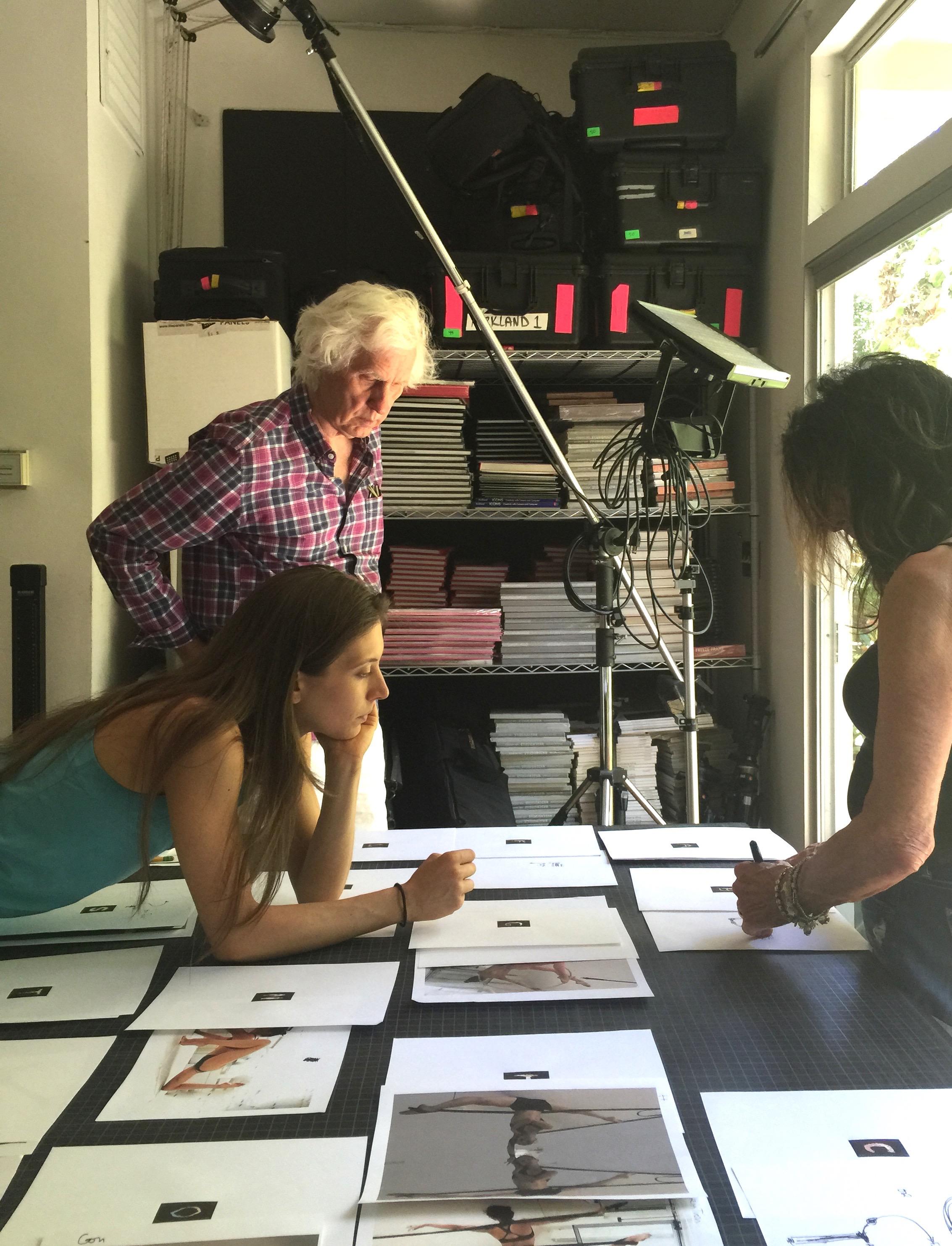 Planning with Douglas and Françoise Kirkland
