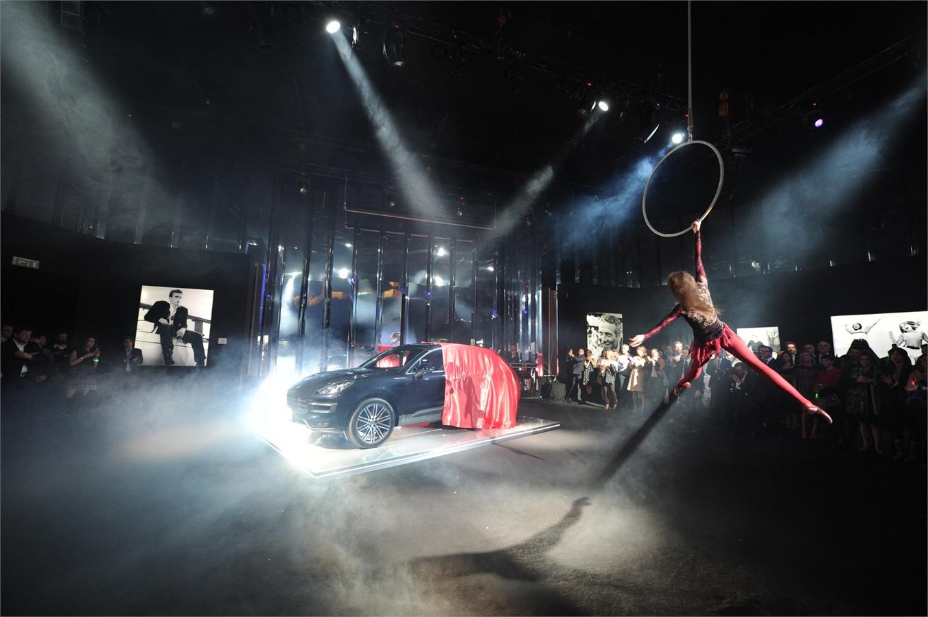 Porsche Macan Launch
