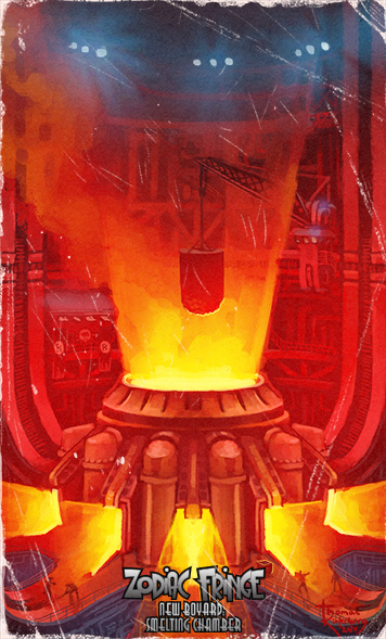 New Boyard: Smelting Chamber