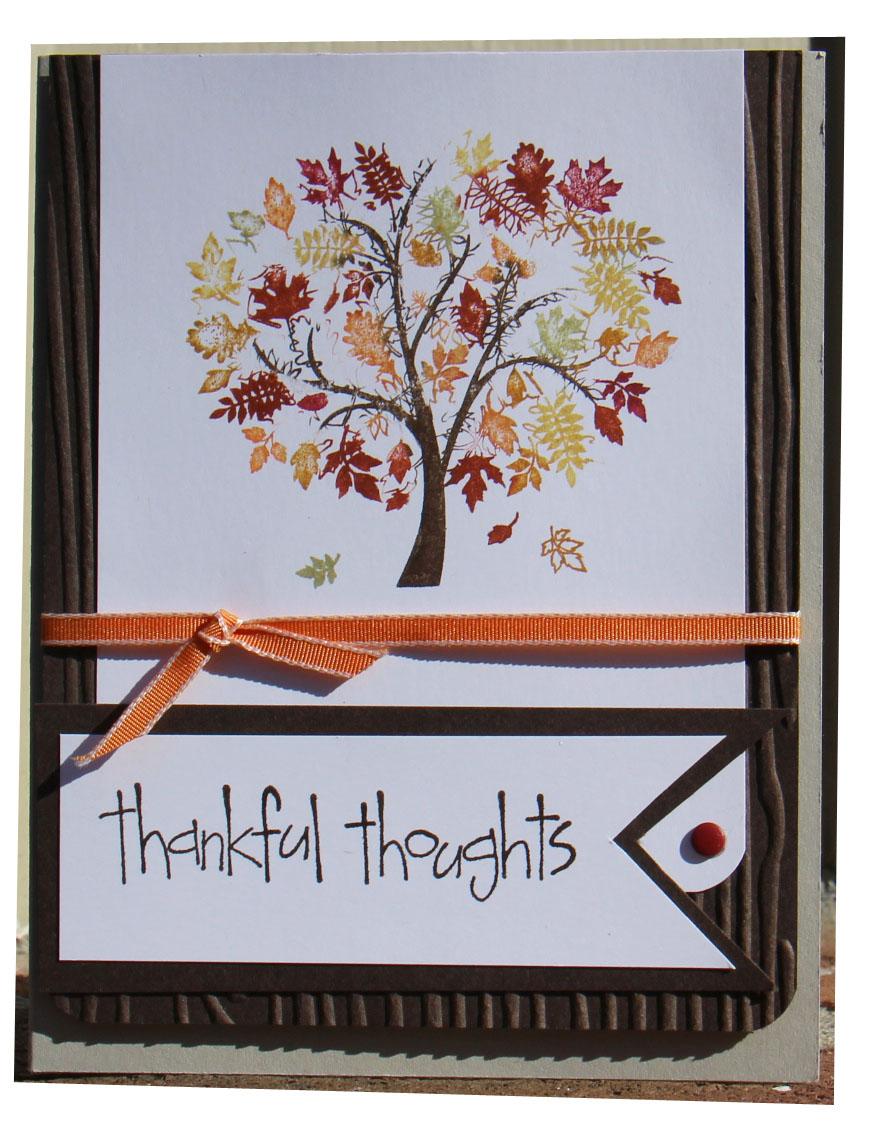 Thankful thoughts aplenty...