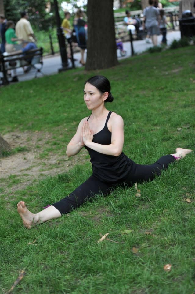 Photo by Yuqing Deng