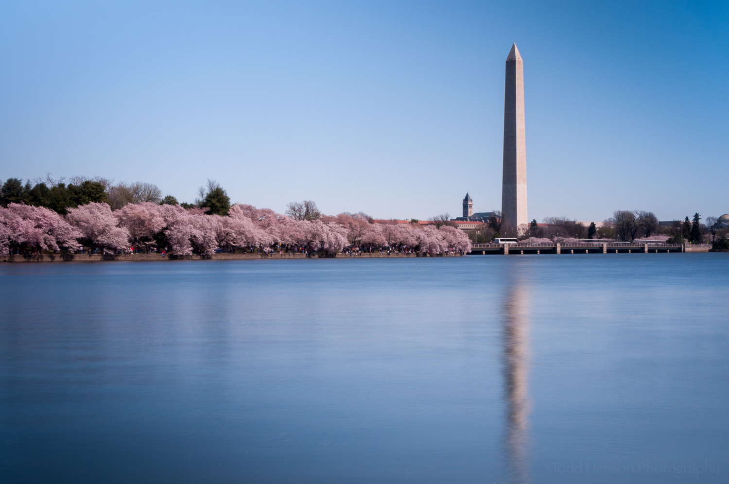 4 sec exposure of Washington Monument, D.C.