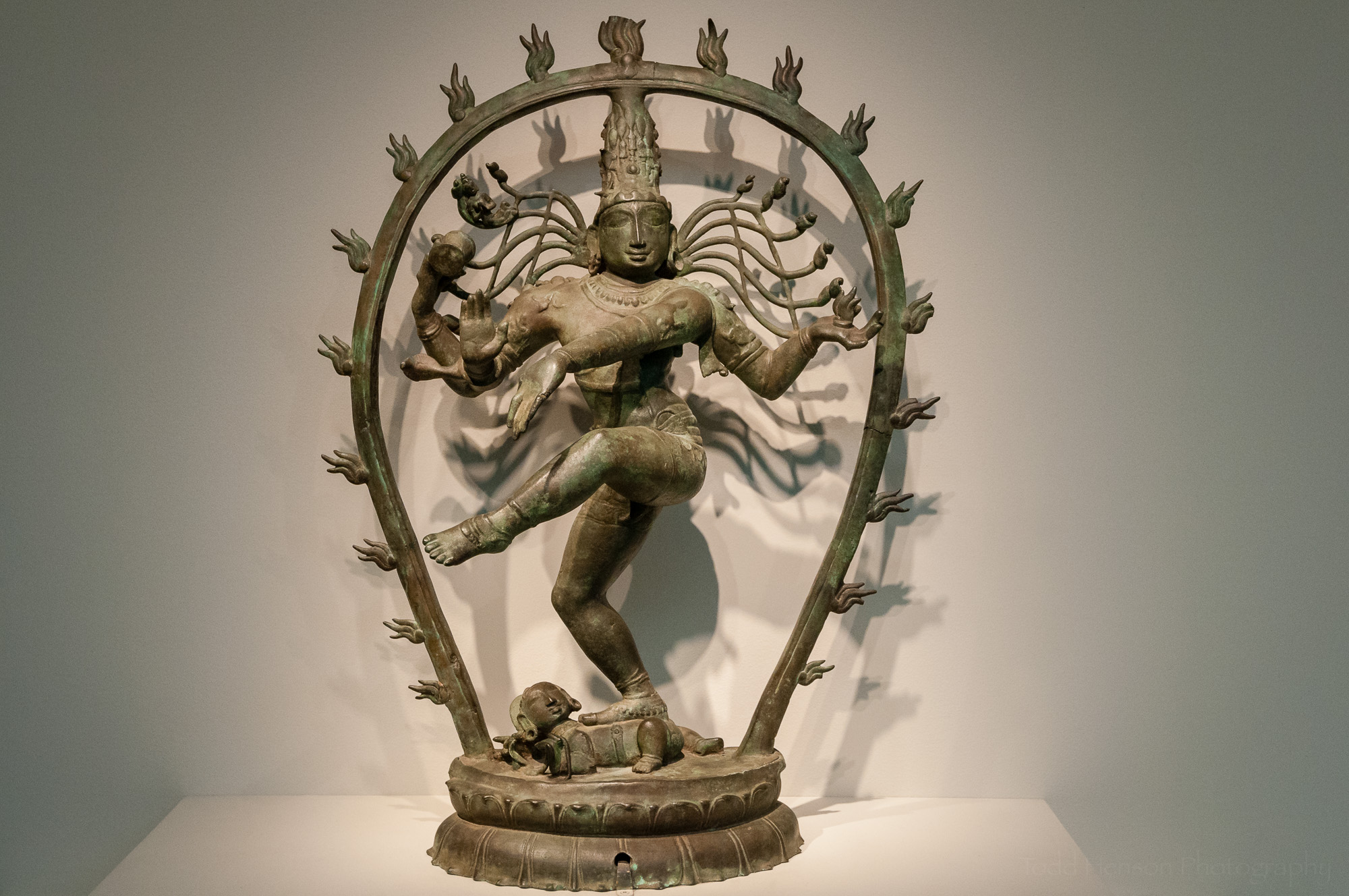 Shiva Nataraja (Lord of the Dance) at the Sackler Gallery