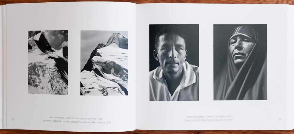 Ansel Adams: 400 Photographs - Page 52-53