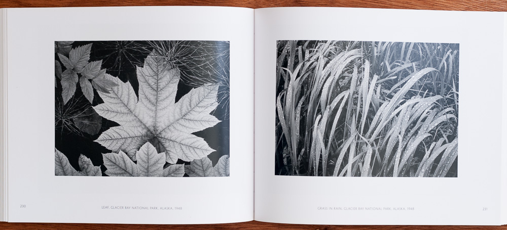 Ansel Adams: 400 Photographs - Page 230-231