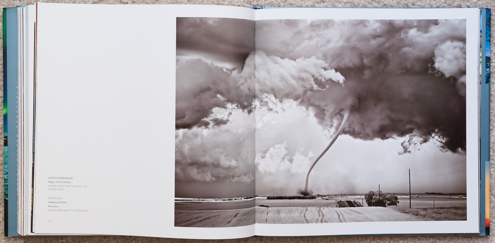 Pages 292-293 of   Stunning Photographs  , in the section titled:  Energy