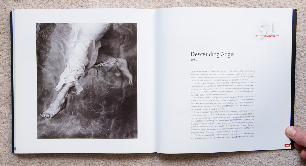 Why Photographs Work  : Photograph 51:  Descending Angel  by John Wimberley