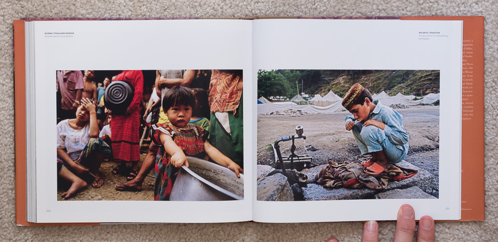 A Camera, Two Kids and a Camel by Annie Griffiths Belt (page 204