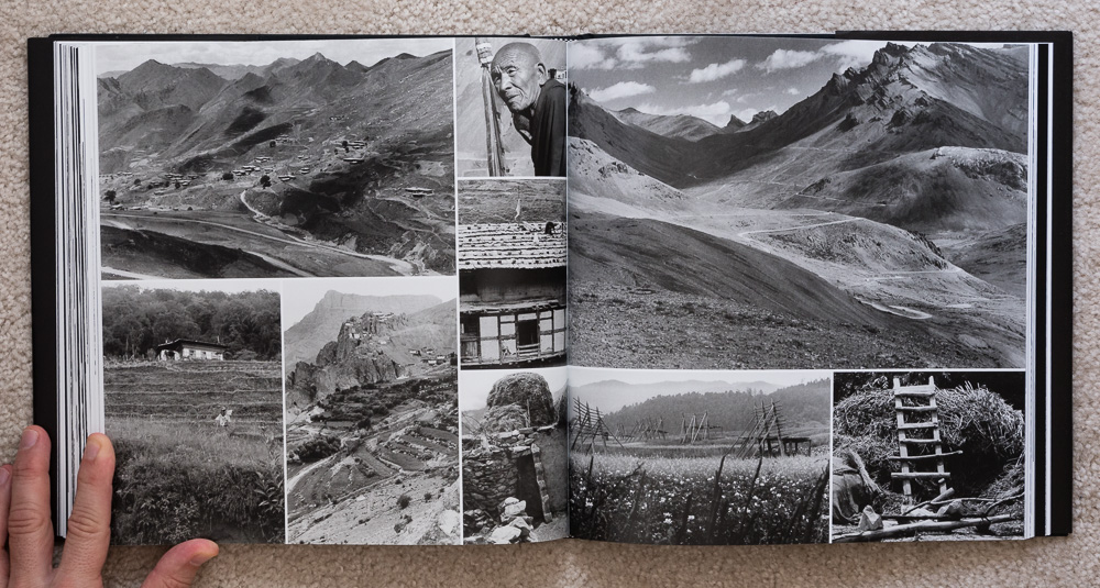 Pages 160 - 161 of Andrea Baldeck's   Himalaya: Land of the Snow Lion  .