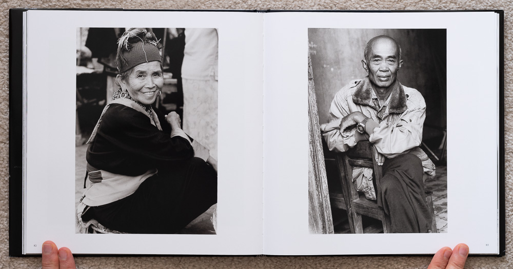 Pages 82 - 83 of  Touching the Mekong