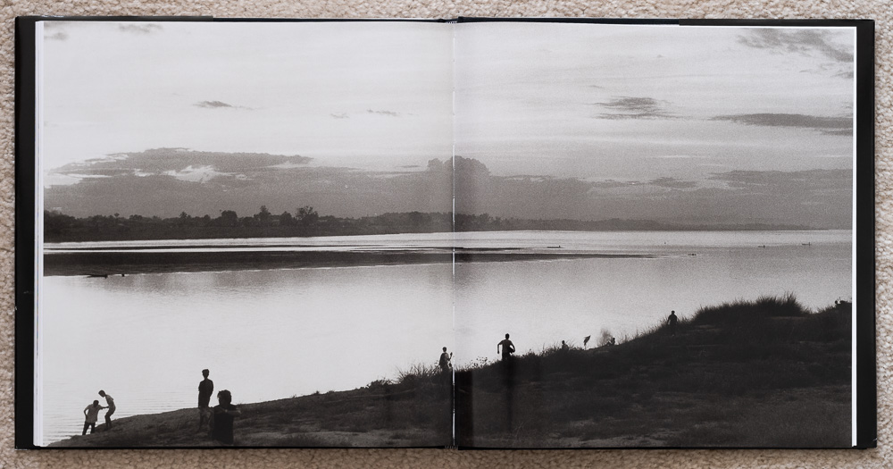Pages 150 - 151 of  Touching the Mekong