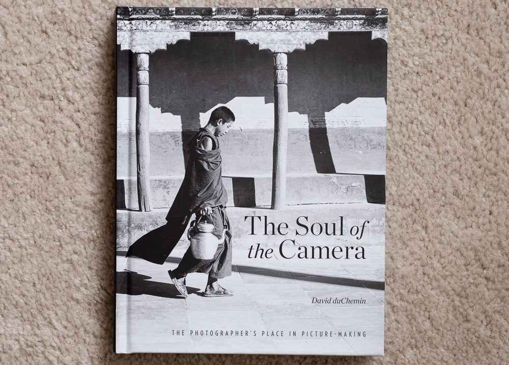 The cover of  The Soul of the Camera