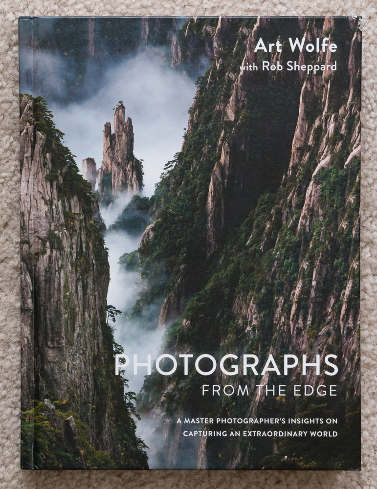 Photographs From the Edge by Art Wolfe - Cover