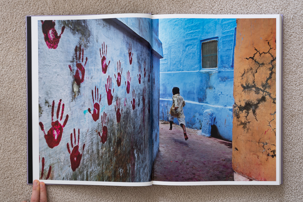 Steve McCurry: The Iconic Photographs . Boy in Mid-Flight, Jodhpur, India, 2007.