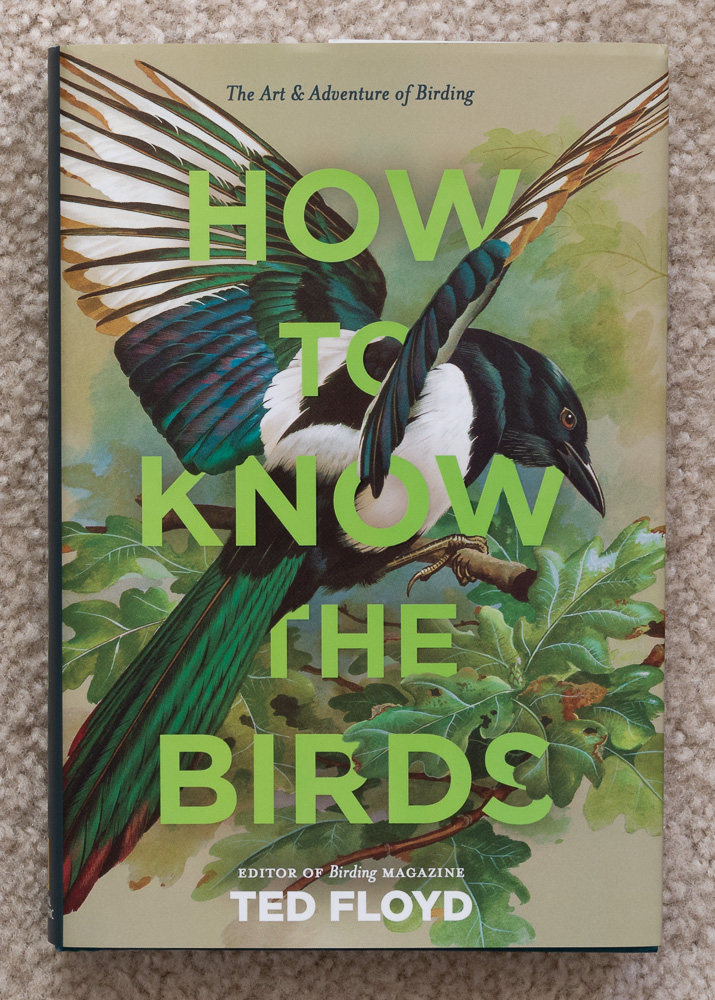 The cover of  How to Know the Birds  by Ted Floyd