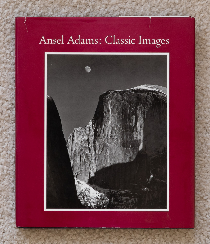 Cover of  Ansel Adams: Classic Images
