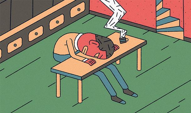 Illustration by Lili des Bellons