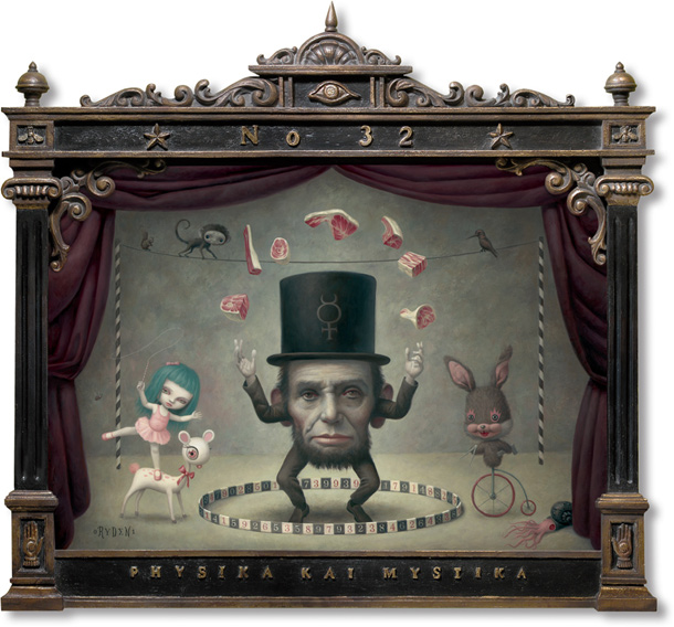 Art by Mark Ryden