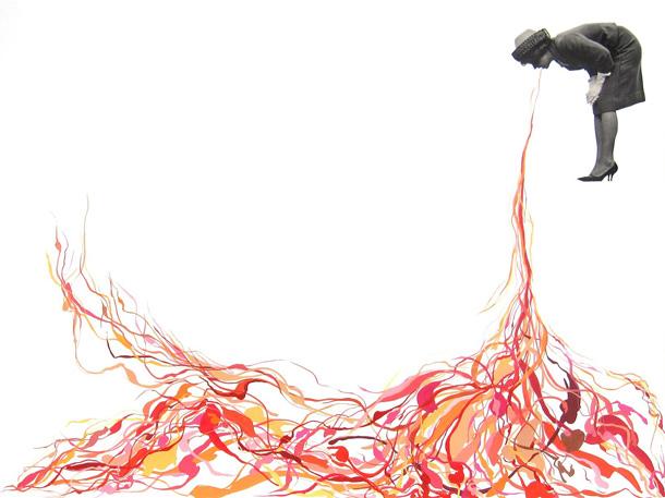 Art by Elizabeth Amento