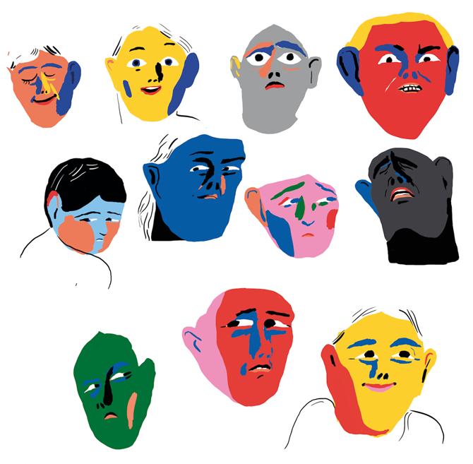 Illustration by Mari Kanstad Johnsen