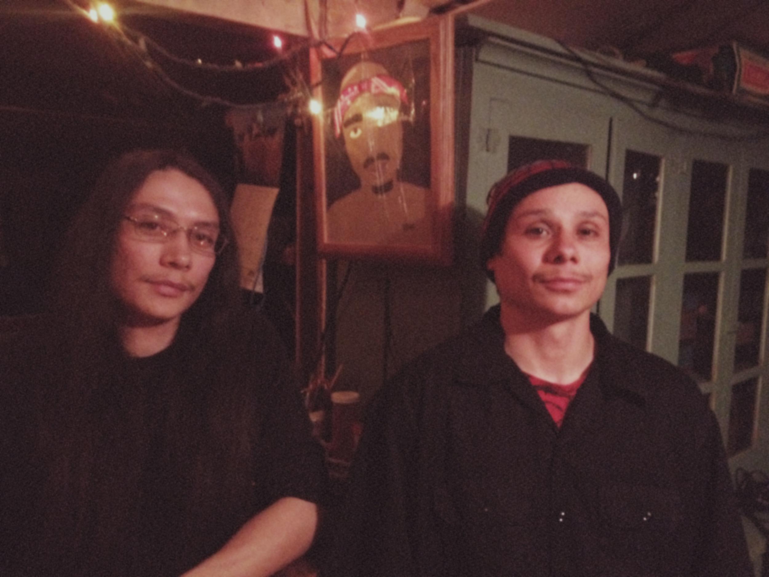 Asocka, Tupac and Bone in McGill, NV.