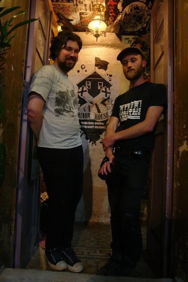Minor House post show - Porto Alegre