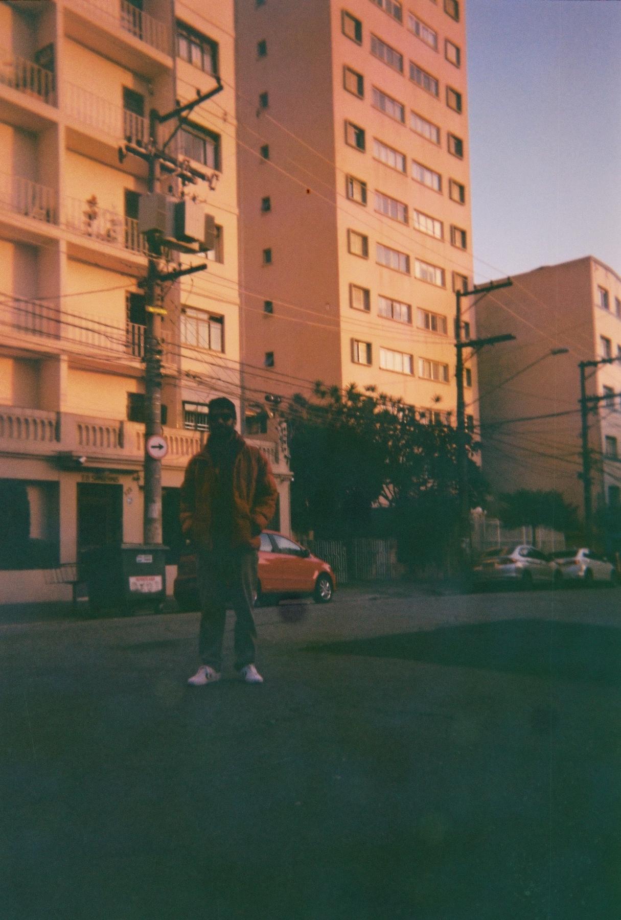 Luciano Valério in São Paulo