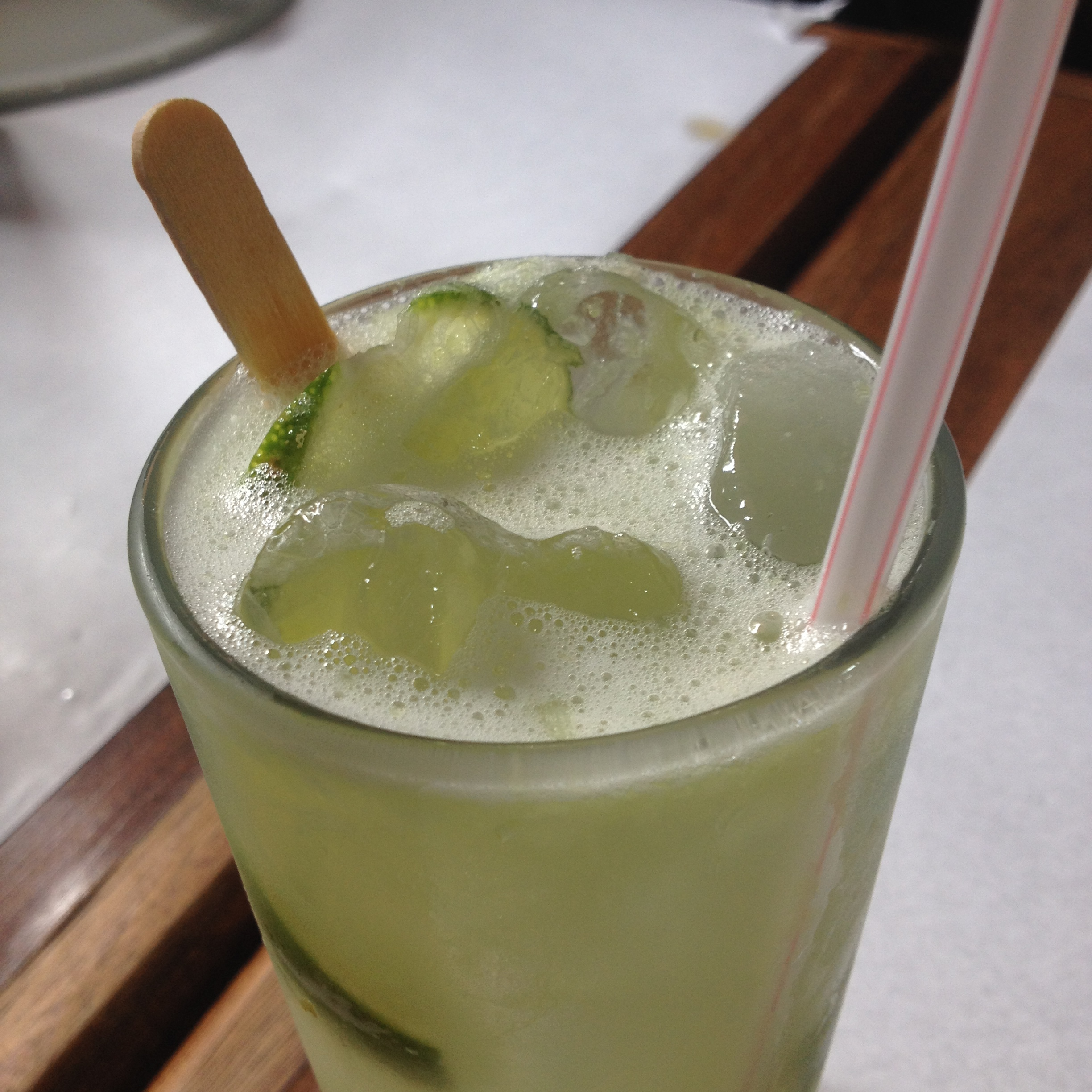 Caipirinha at Bar do Biu.JPG
