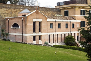 Ratzinger Ranch, aka, Mater Ecclesiae Monastery inside the Vatican.