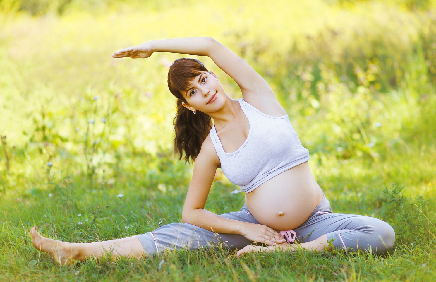 Getting Fit While Pregnant Is Possible