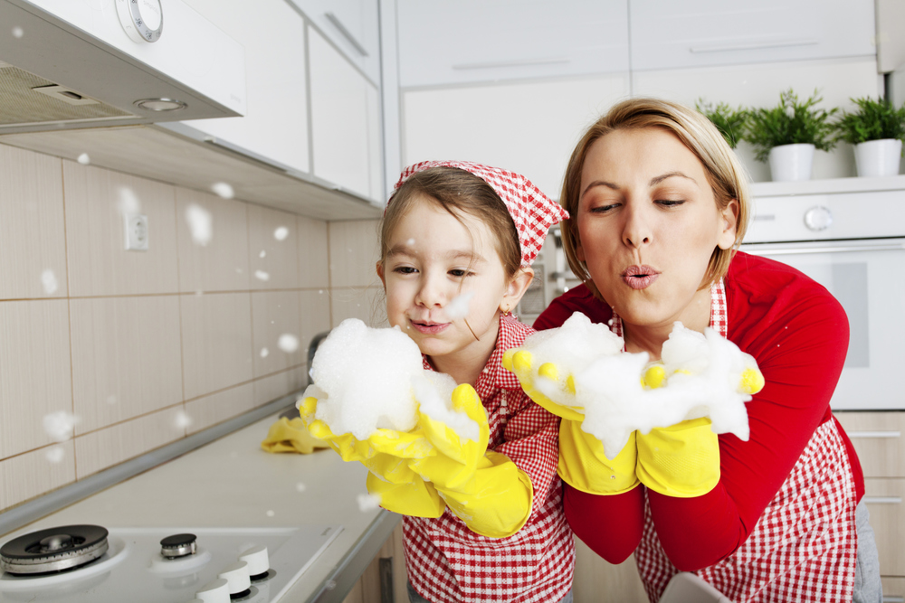 Pocket Money Pitfalls – A Disincentive For Help With The Chores?