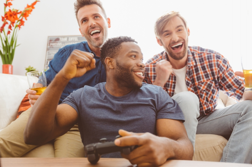 Dad's Guide To Getting More Out Of Gaming
