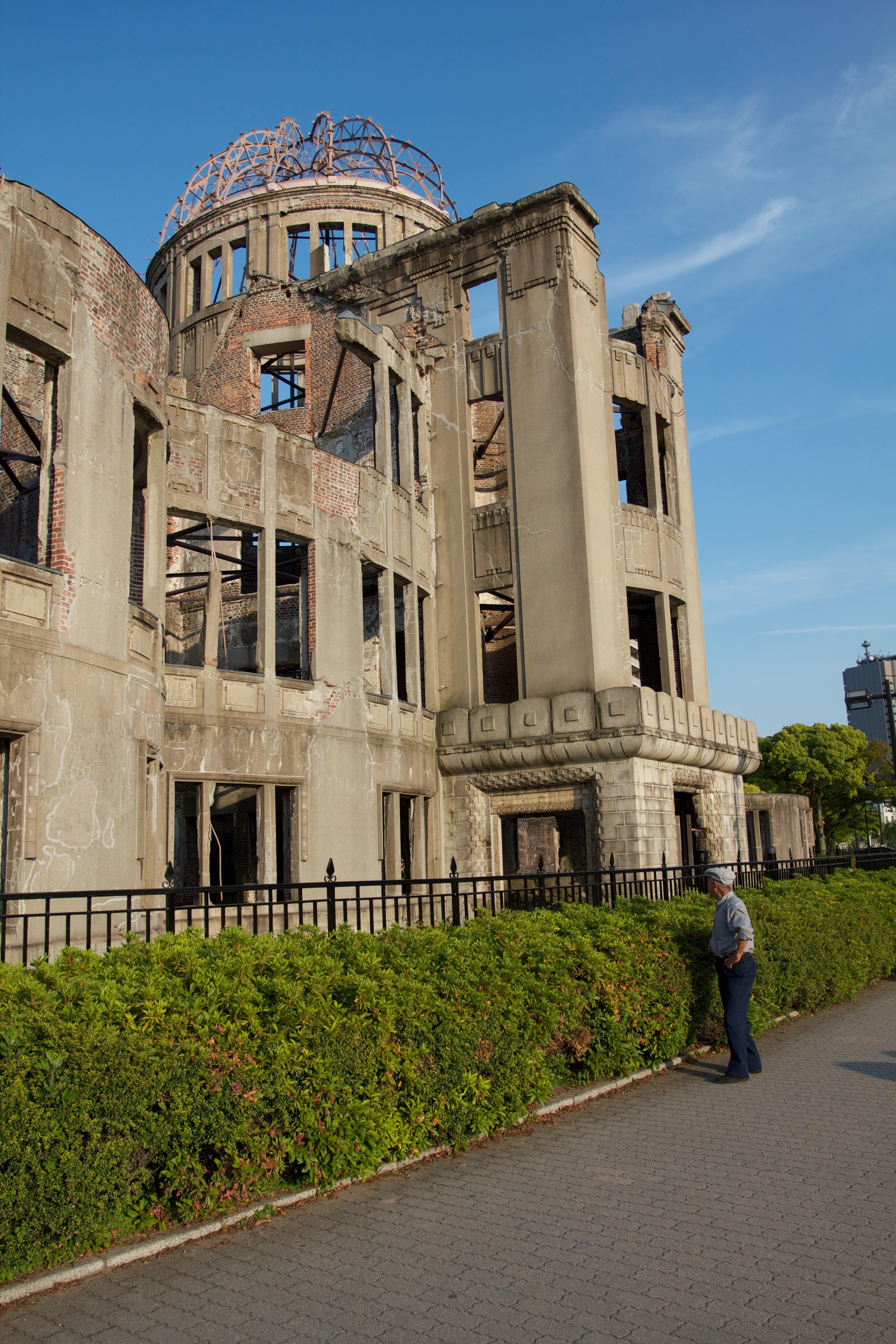 Genbaku A-Bomb Dome, Hiroshima.jpg