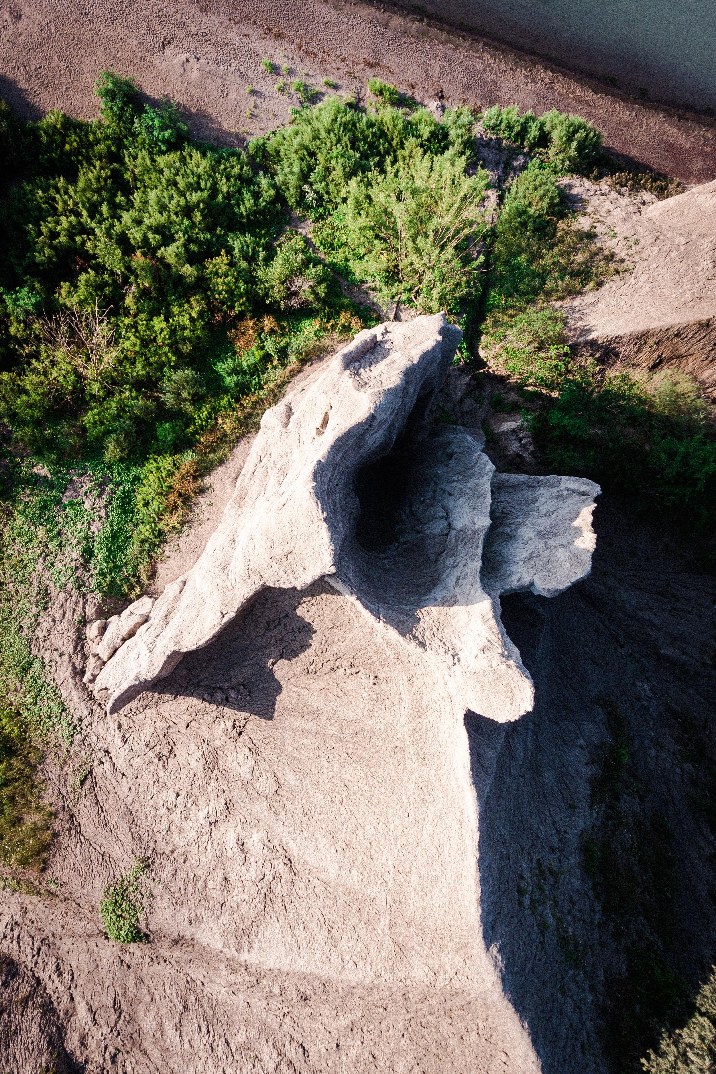 Bluffers Rock
