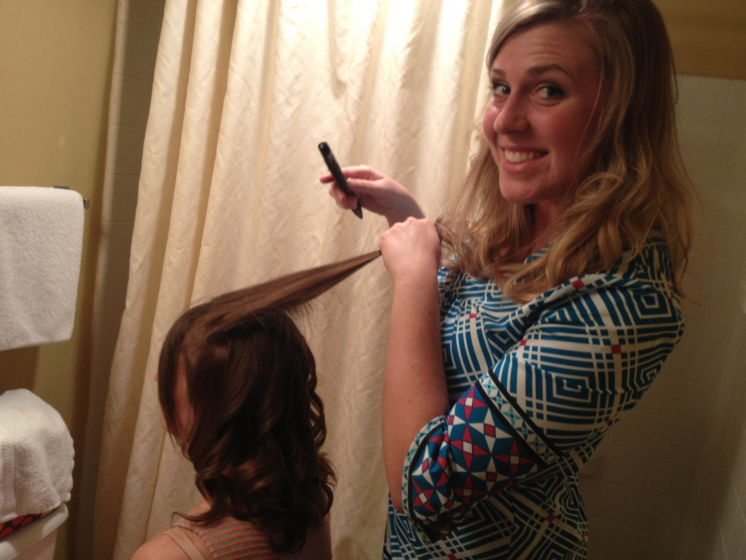 Not just a wedding planner! Shhh