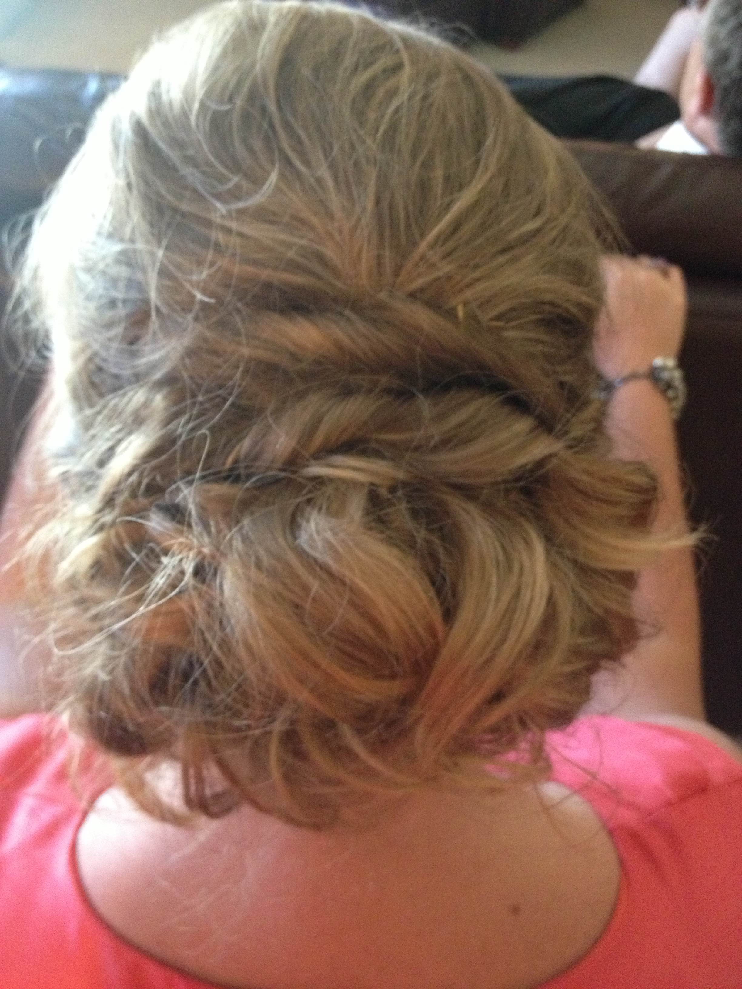 My up do- Inspired by Kate- The Small Things Blog