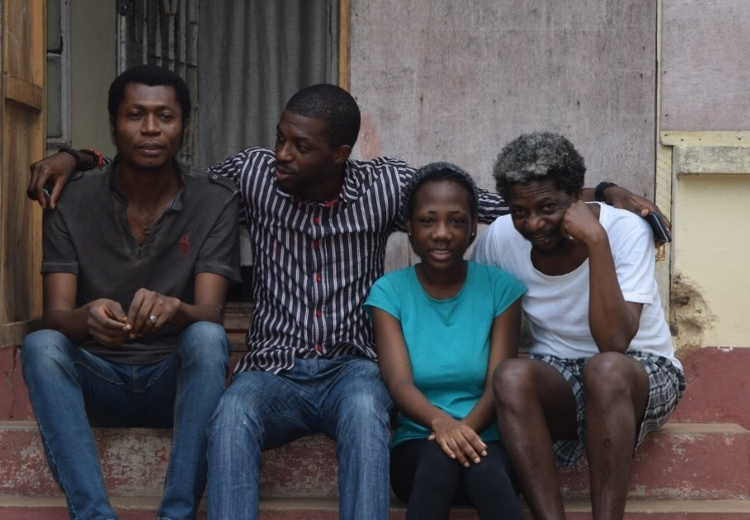 With Sola Olorunyomi