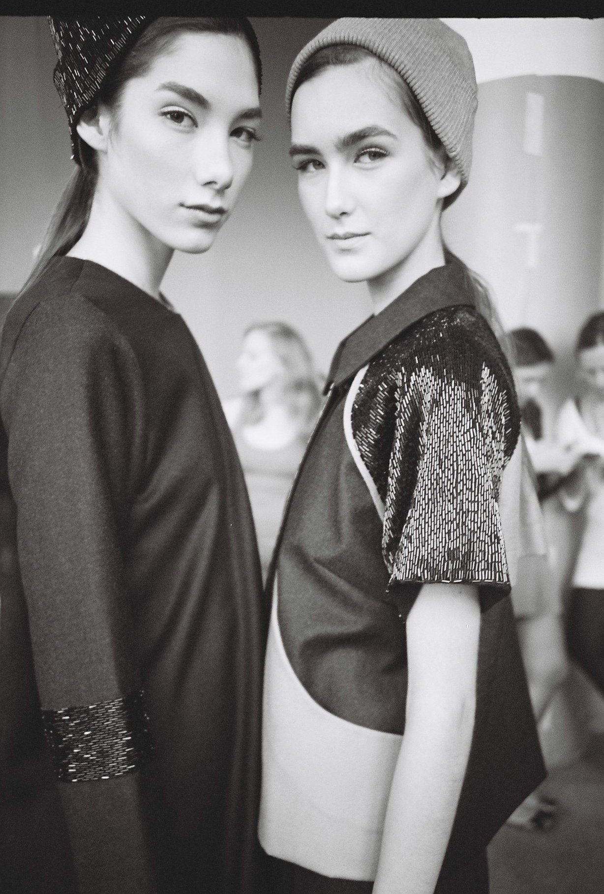SPFW - Backstage