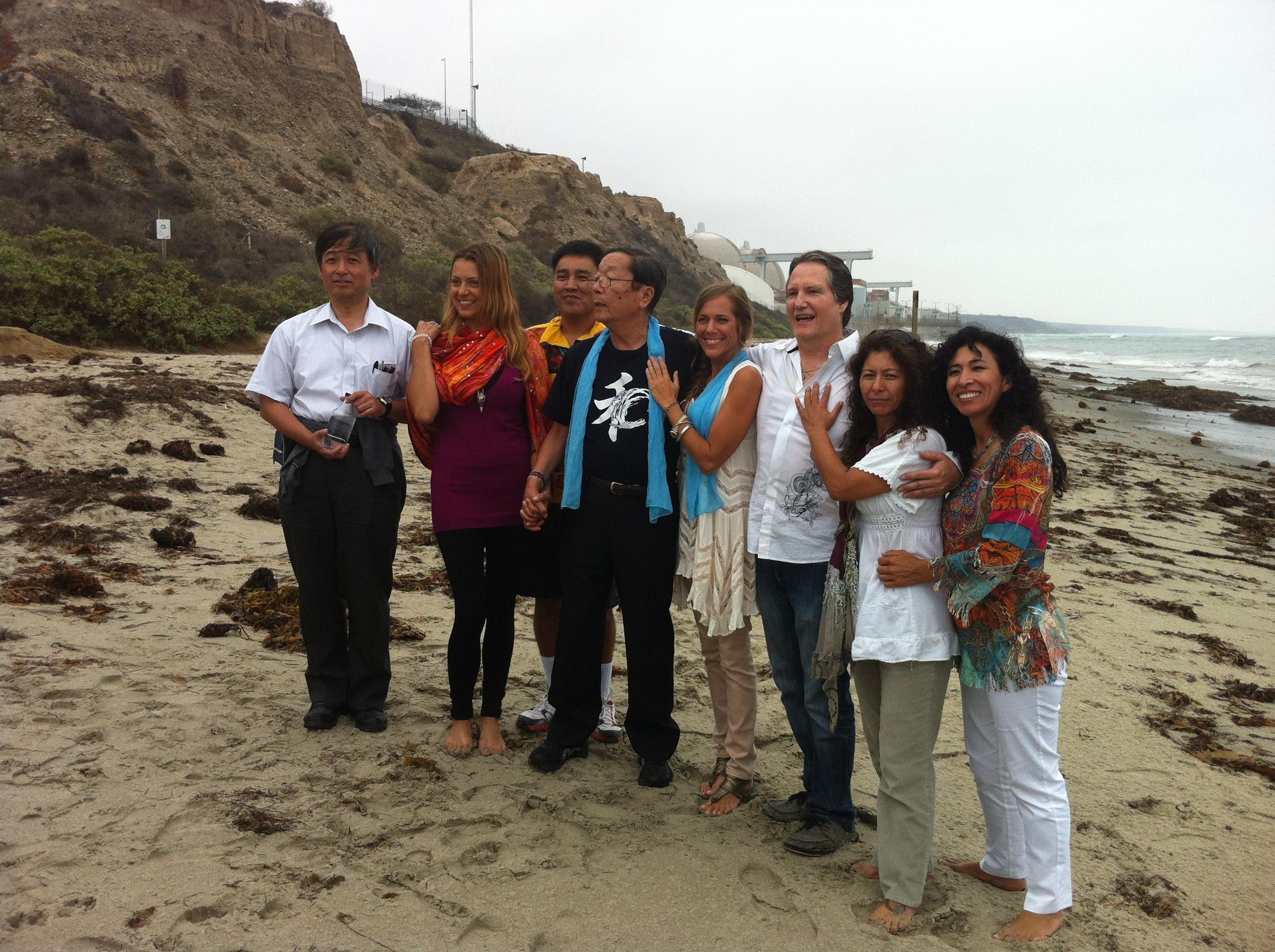 Dr. Emoto, July 2013
