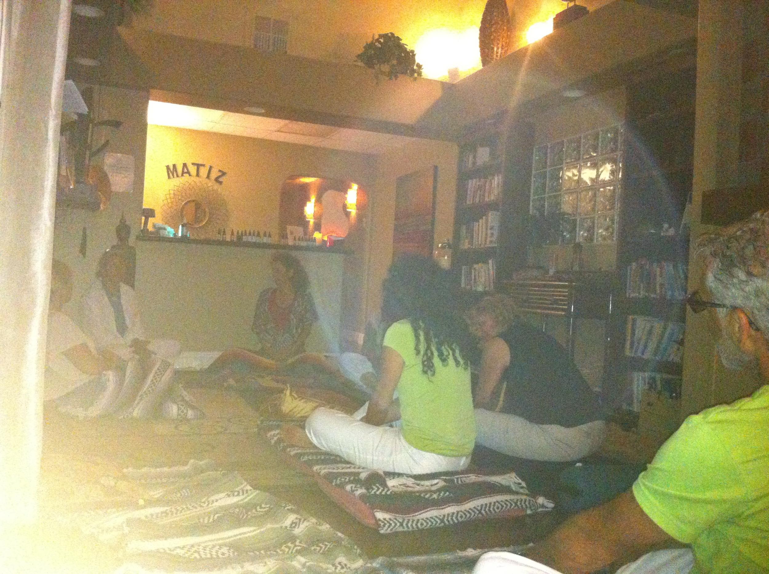 Healing for Healers with Tania Massamiri