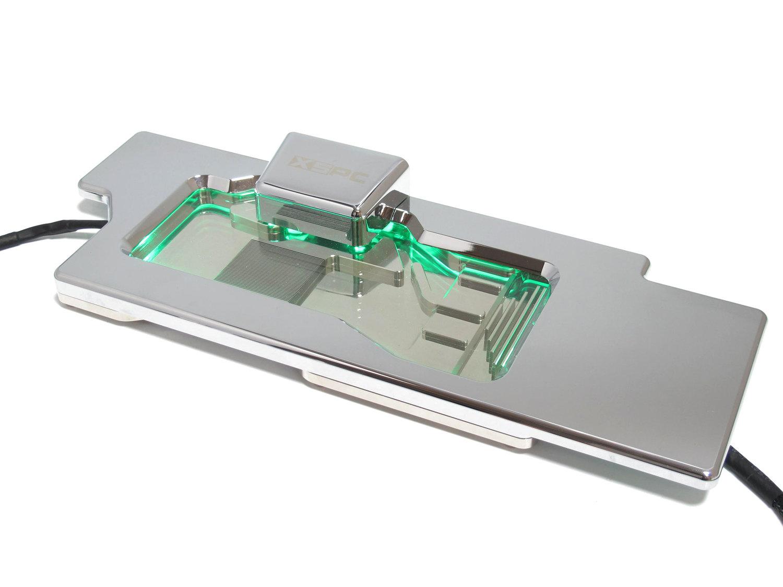 Razor Neo - GTX 1080 / 1080 Ti (Chrome + Tempered Glass